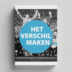 Boek 'Het verschil maken'