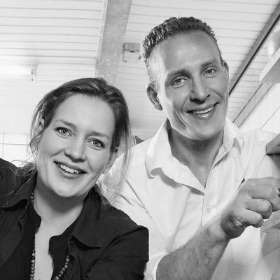 corne en erica Ansems Hoogeloon kaasboerderij de ruurhoeve samenwerking